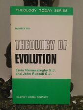 Theology Today of Evolution Ervin Namesszeghy Official Catholic Church Teachings