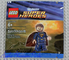 NEW Lego Super Man JOR-EL MINIFIG - DC Universe Hero Dad Minifigure 5001623 RARE