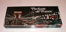 Vintage Assorted French Perfume Miniatures Parfums de France SEALED