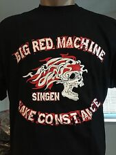 HELLS ANGELS SUPPORT LAKE CONSTANCE T-SHIRT when in doubt.. BIG RED MACHINE 81