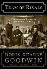 Team of Rivals Political Genius of Abraham Lincoln Doris Kearns FIRST EDITION