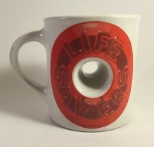 "Lifesavers Hole In The Middle  Coffee Mug ""A Hole New Profit Center"""