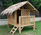 Bamboo Kid's Cubby House, Cubbie, Playhouse, Outdoor Cubbie 2.4 x 2.4m RRP $3999