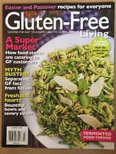 Gluten-free Living Myth Busters Fresh Hearty Savory Salads #2 2015 FREE SHIPPING