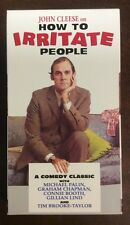 How to Irritate People (VHS, 1993)