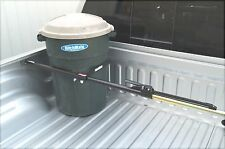 """HITCHMATE CARGO BAR & DIVIDER BAR 59""""-73"""" Full Size Truck Beds Commercial Grade"""