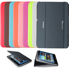 SAMSUNG GALAXY NOTE 10.1 2014 SM-P601 P605 SLIM BOOK COVER CASE HARD SHELL STAND