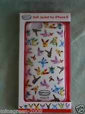 Pokemon Center LTD pokémon time Eevee Collection Soft Type TPU Jacket iPhone 6