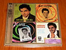 ANTONIO MOLINA - Music ages - Digipack - Precintada