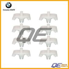 Set Of 8 BMW E24 E28 528e 524td 535i 635CSi M6 535is Moulding Clips with Angle