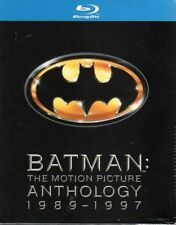 Batman Anthology (4 Blu-Ray) Cofanetto Nuovo