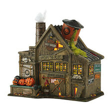 Department 56 Halloween - HARLEY-DAVIDSON GHOST RIDERS' CLUB - New in Box