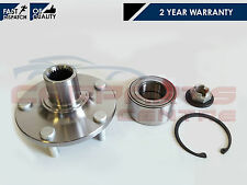 FOR FORD TRANSIT CONNECT TOURNEO 1.8 TDCI FRONT WHEEL HUB FLANGE BEARING KIT ABS