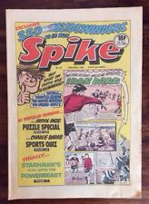 SPIKE COMIC. NO 15. 30  APRIL 1983. VG+. WILSON STORY