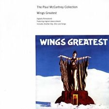 Paul McCartney - The Paul McCartney Collection - Wings Greatest - rares CD Album