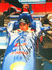 Nelson Piquet Jr SIGNED  F3 Dallara Piquet Sport Portrait 2003