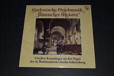 Sinfonische Orgel Musik Flamischer Meister - Paul de Maleingreau -FAST SHIPPING!