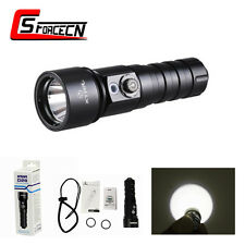 XTAR D26 XM-L2 U3 1100 Lumen 4 Mode 18650/26650 LED Dive Diving Flashlight Torch