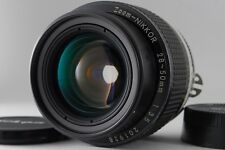 【EXC+++】 Nikon Ai-s Zoom-Nikkor 28-50mm f/3.5 Lens from Japan