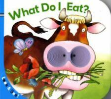 Look and See!: Look and See: What Do I Eat? by La Coccinella (2008, Board Book)