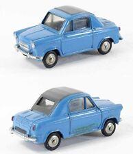 DINKY TOYS 1 / 43 ème VESPA 400 bleue / jouet ancien