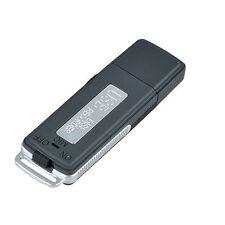 USB 8GB Digital Audio SPY Voice Recorder Pen Disk Flash Drive Recording SK-868