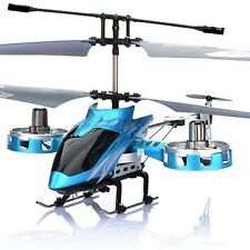 AVATAR Z008 4CH 2.4G Metal RC Remote Control Helicopter LED Light GYRO RTF KJ