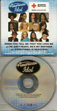 American Idol - When You Tell Me That You Love Me plus 2 more - 2005 CD Single