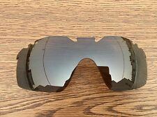 Inew Brown Iridium polarized Replacement Lenses for Oakley Radarlock XL