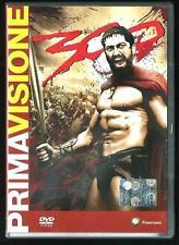300 - DVD del film omonimo con contenuti speciali - visto una sola volta