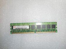 1 GB DDR2 ECC RAM 2Rx8 PC2-5300E Hynix HYMP512U72CP8-Y5 AB-C