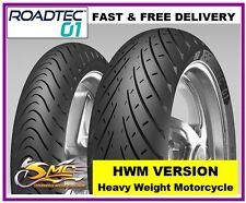 190/55-17 (75W) (HWM) METZELER ROADTEC 01 Rear Motorcycle Tyre
