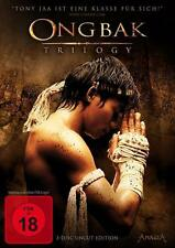 DVD - Ong Bak - Trilogy - 3-Disc Uncut Edition (3-DVDs) / #4035