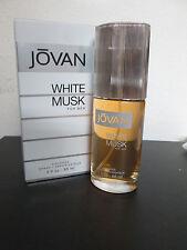 jovan WHITE musk for men cologne  spray 3.0 for men new in box NEVER USED