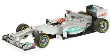 Michael Schumacher Mercedes AMG F1 Team 1:18 -Showcar- 2012 Minichamps 110120077