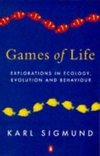 Games of Life: Explorations in Ecology, Evolution and Behaviour (Pengu-ExLibrary