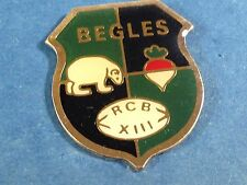 pins pin sport rugby club blason betterave sucre sugar