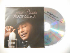GEORGE BENSON : INSPIRATION - A TRIBUTE TO NAT KING COLE ♦ CD ALBUM ♦