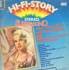 PEDRO ALONZO E LA SUA ORCHESTRA - Cha-Cha-Cha, Samba E Bolero - HI-Fi Story