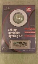 JCC Low voltage ceiling  downlight kit. 2 x Packs.