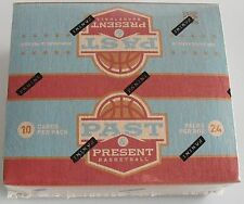 NBA Panini Past & Present Basketball 2012/13 24-Pack Trading Card Box OVP