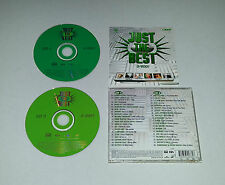 2CDs  Just the Best 3/2001  R.Kelly HIM Atomic Kitten  40.Tracks  2001  03/16