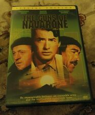 The Guns of Navarone (DVD, 2000, Subtitled in Multiple Languages) like new