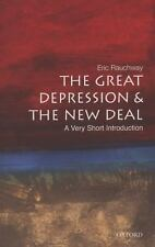 Very Short Introductions: The Great Depression and the New Deal by Eric...