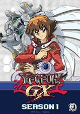 Yu-Gi-Oh Gx: Season 1 - 6 DISC SET (2014, REGION 1 DVD New)
