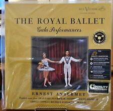 The Royal Ballet: Gala Performances 2 LP (Vinyl, Feb-2017, Analogue Productions)