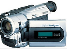Sony Digital8 Hi8 8mm DCR-TRV510 Handycam Video Camcorder Player *WARRANTY*