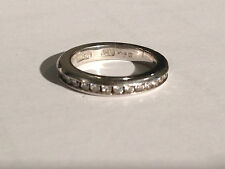 Ti Sento Sterling Silver Zirconia  Ring 1276ZI rrp £65