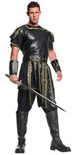 ADULTS MENS HISTORIC GREEK AND ROMAN WARRIOR GLADIATOR COSTUME - ONE SIZE