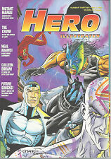 Hero Illustrated Magazine Price Guide Comics No 13 July 1994 Mutant Mania